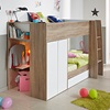 Storage Space on Childrens Bunk Bed