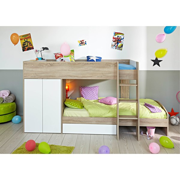 Stylish Kids Bunk Bed