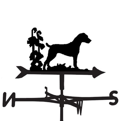 WEATHERVANE in Parson Russell Terrier Design
