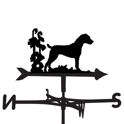 WEATHERVANE in Parson Russell Terrier Design