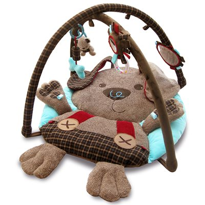 PERCY PUP MULTI ACTIVITY BABY PLAY GYM