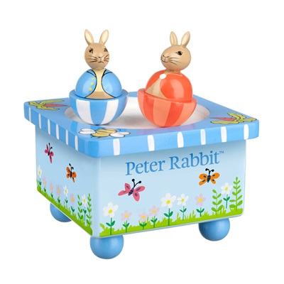 PETER RABBIT™ MUSIC BOX