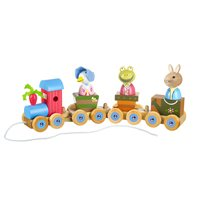 PETER RABBIT™ PULL ALONG PUZZLE TRAIN