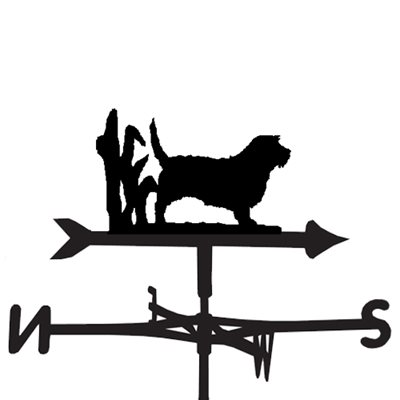 WEATHERVANE in Petit Basset Griffon Vendeen Design