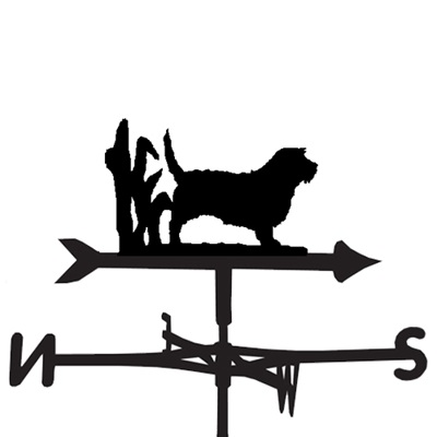 WEATHERVANE in Petit Basset Griffon Vendeen Design