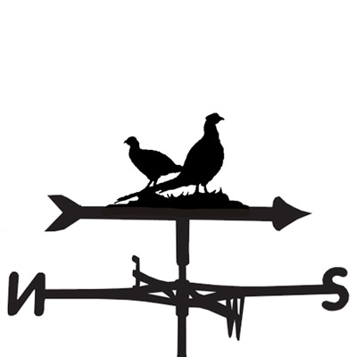 WEATHERVANE in Pheasant Design