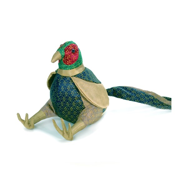 Reuben Pheasant Animal Doorstop