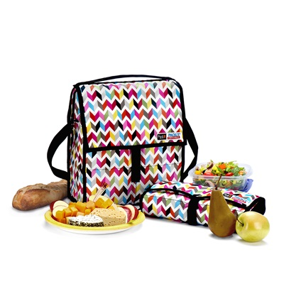 PACKIT FREEZABLE PICNIC COOL BAG in Ziggy Design