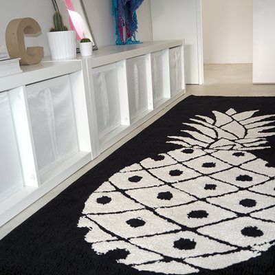LORENA CANALS PINEAPPLE WASHABLE KIDS RUG
