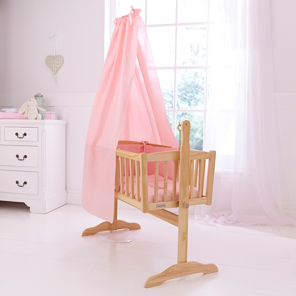 freestanding drape rod set for baby cribs nursery cots