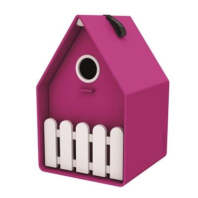 LANDHAUS ORIGINAL BIRD HOUSE in Pink