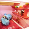 Inside Funky Bed for Girls
