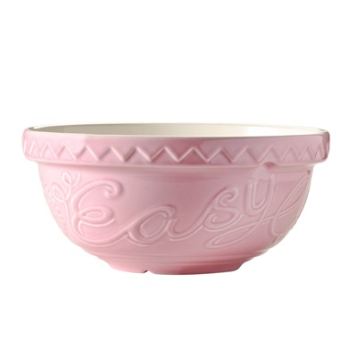 MASON CASH 'BAKE MY DAY' MIXING BOWL in Pink