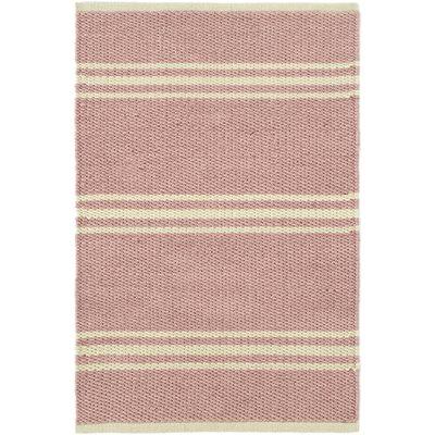 INDOOR OUTDOOR LEXINGTON RUG in Pink Ivory