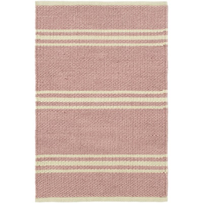 INDOOR OUTDOOR LEXINGTON RUG in Pink Ivory