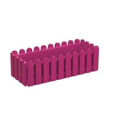 LANDHAUS ORIGINAL WINDOW BOX PLANTER in Pink