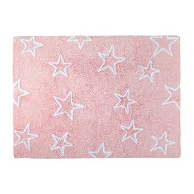 KIDS WASHABLE RUG in Estrellas Star Design