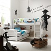 boys bunk bed - pirate design