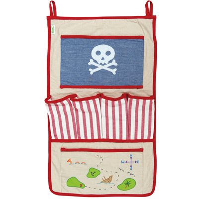 PIRATE SHACK Organiser by Win Green