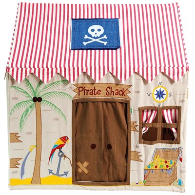 PIRATE SHACK Play House by Win Green