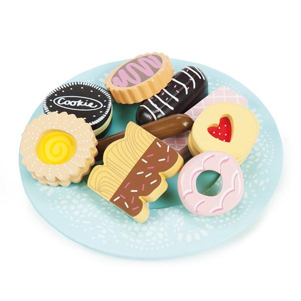 Le Toy Van Honeybake Biscuit and Plate Set
