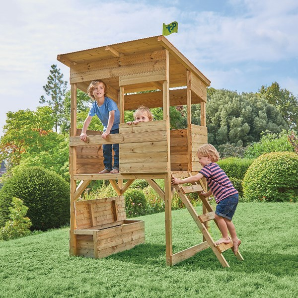 TP Toys Treetops Wooden Playhouse