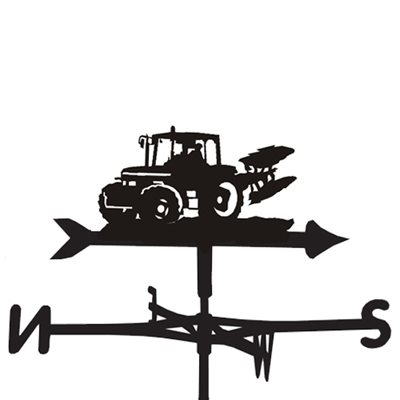 WEATHERVANE in Ploughing Tractor Design
