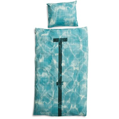 SNURK Childrens Pool Duvet Bedding Set