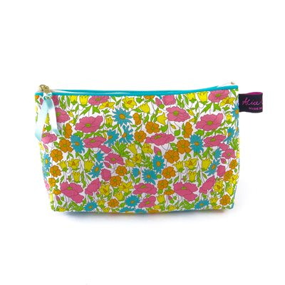 POPPY & DAISY LIBERTY COSMETIC BAG