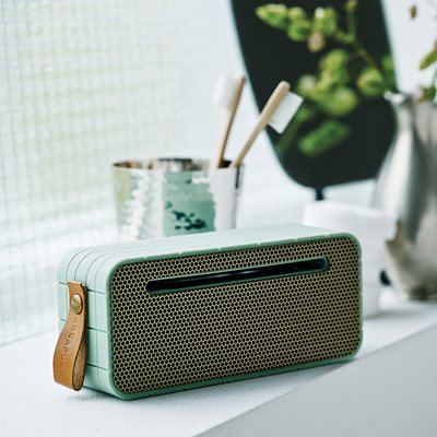 aMOVE BLUETOOTH SPEAKER in Green