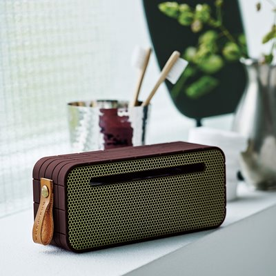 aMOVE BLUETOOTH SPEAKER in Plum