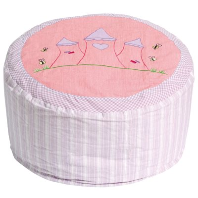 PRINCESS CASTLE Bean Bag by Win Green