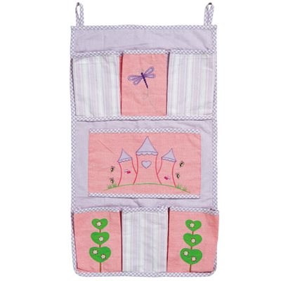 PRINCESS CASTLE Organiser by Win Green