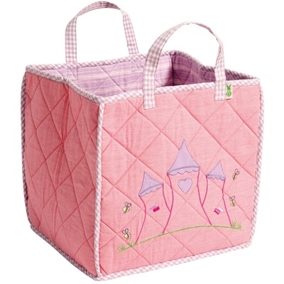 PRINCESS CASTLE Toy Bag by Win Green
