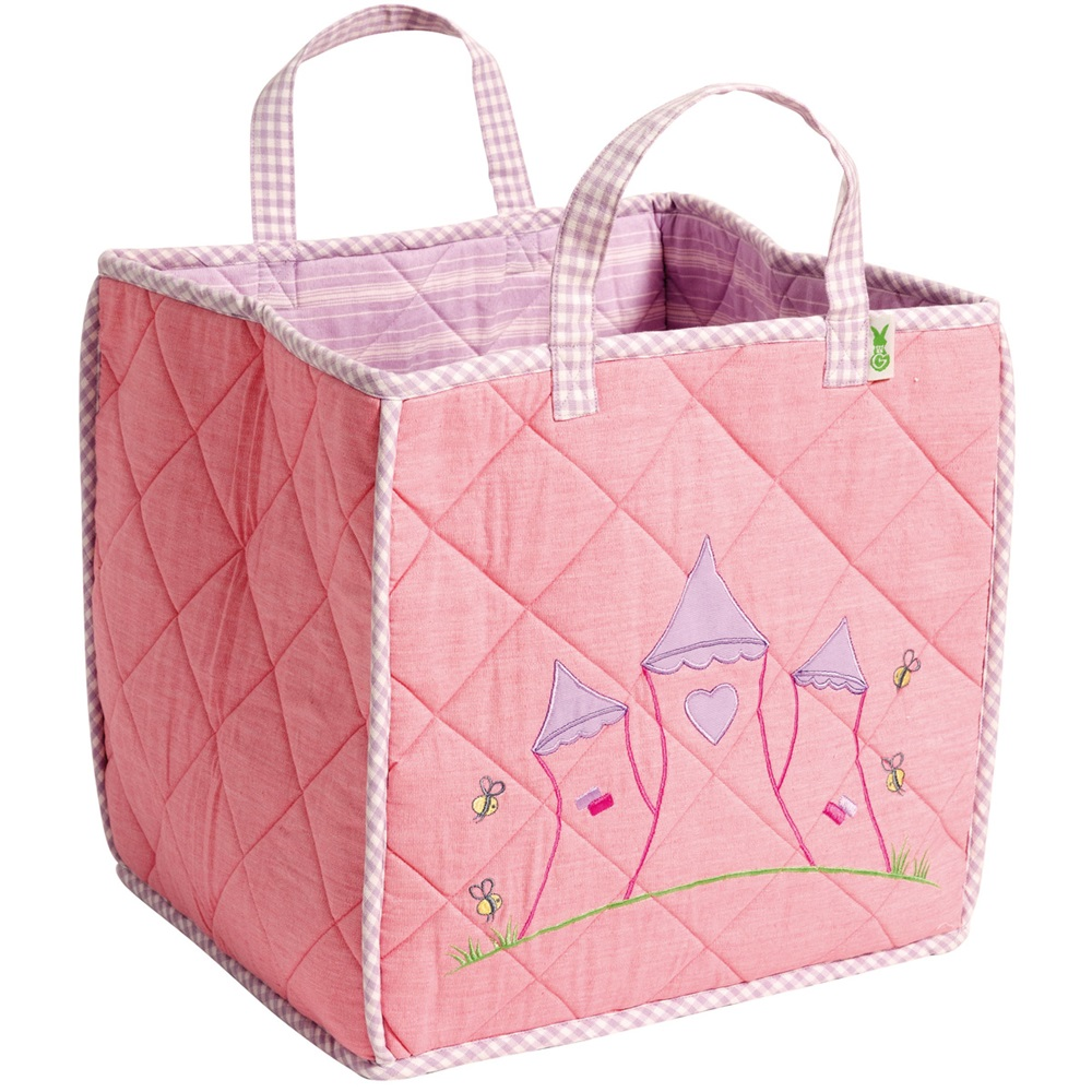 Bag Of Toys : Princess castle toy bag by win green cuckooland