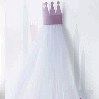 fairy princess bed canopy kids bedroom accessories cuckooland
