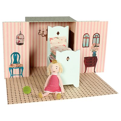 PRINCESS AND THE PEA PLAYSET by Maileg