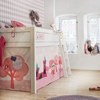 PRINCESS GIRLS CABIN BED