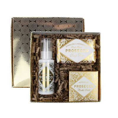 BATH HOUSE PROSECCO PAMPER GIFT BOX