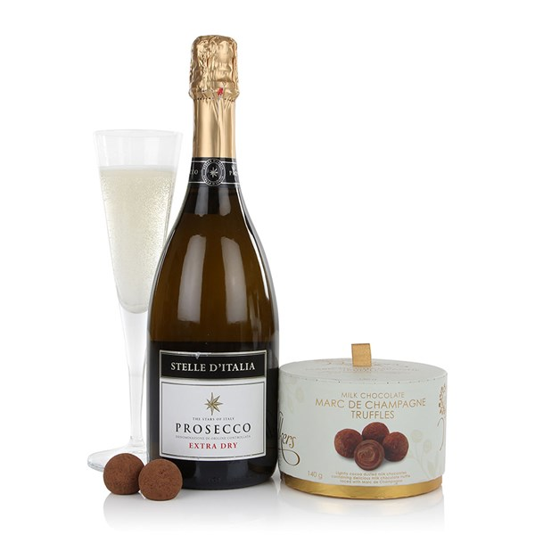 Prosecco & Chocolates Gift Hamper