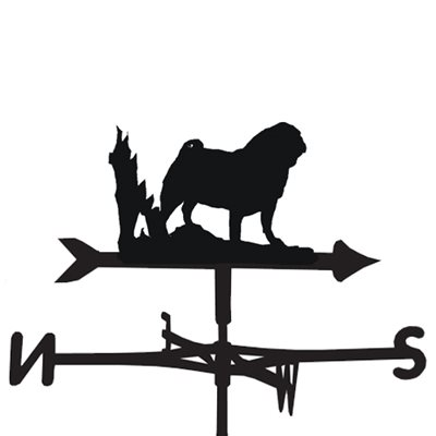 WEATHERVANE in Pug Design