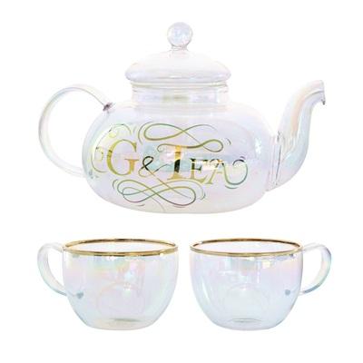 G&TEA GLASS COCKTAIL SET