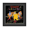 A Kind Of Magic Queen Album Framed Print