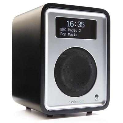 RUARK AUDIO R1 MK3 DELUXE DAB RADIO in Black