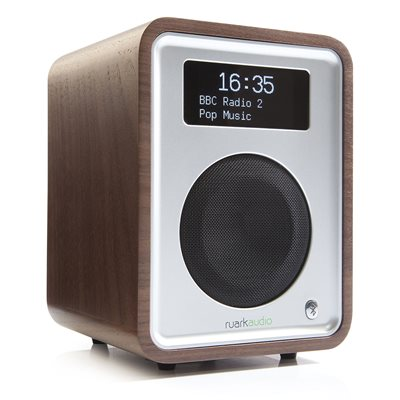 RUARK AUDIO R1 MK3 DELUXE DAB RADIO in Walnut