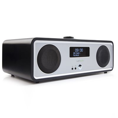 RUARK AUDIO R2 MK3 MUSIC STREAMING SYSTEM in Black