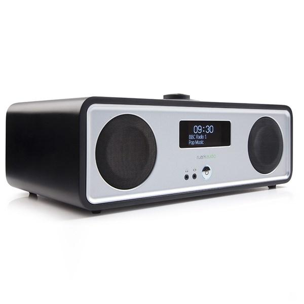 Ruark Audio R2 MK3 Music Streaming System in black