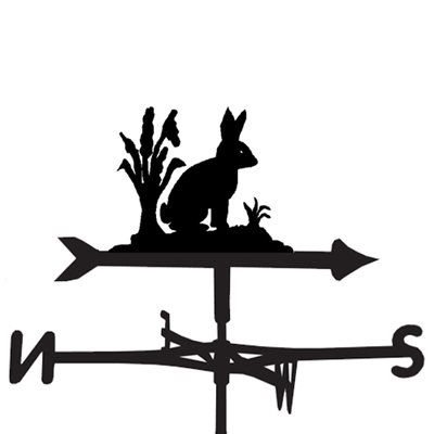 WEATHERVANE in Rabbit Design