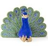 Peacock Doorstop