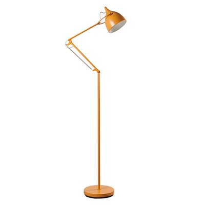 ZUIVER READER FLOOR LAMP in Matte Yellow